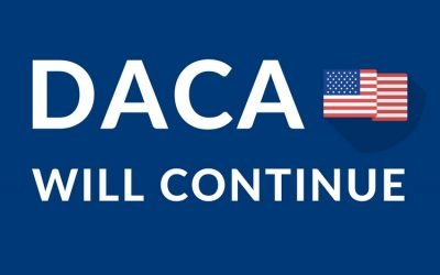 New DACA Applications Accepted